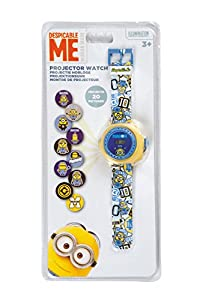 Despicable Me Minions Projector Digital Watch