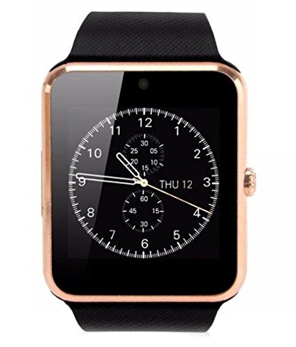 Bingo T50 Bluetooth Smart Watch with Sim Card Slot and Camera