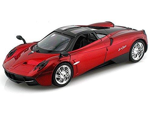 motormax-pagani-huayra-1-24-red