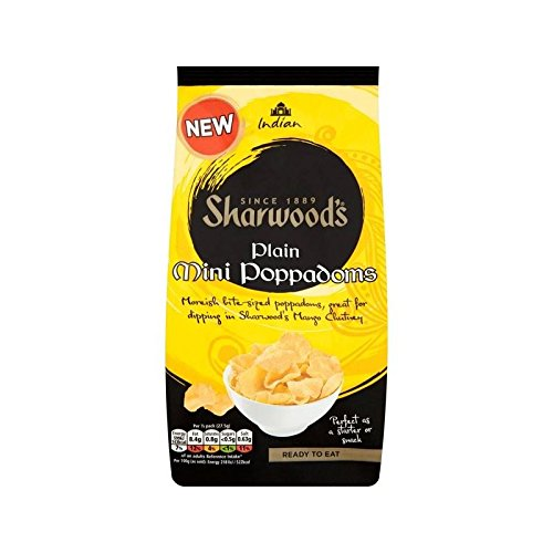Sharwoods Mini-Poppodums 55G
