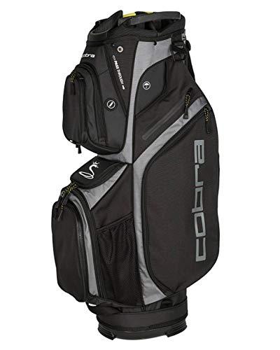Cobra Ultralight Cart Bag/Golfbag schwarz Puma Golftasche 909264, Farbe:Schwarz -