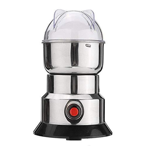 L&WB Elektro-Kaffee Grinder Herbs/Spices/Nuts/Kaffee Bean Mill Blade Grinder mit Edelstahl-Blader Haushaltsschleifmaschine Werkzeugmaschine