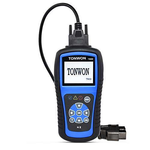gerät Auto Fault Auto Code Reader OBDII Diagnose Scanner (TW69) (Halloween-displays Bis 2017)