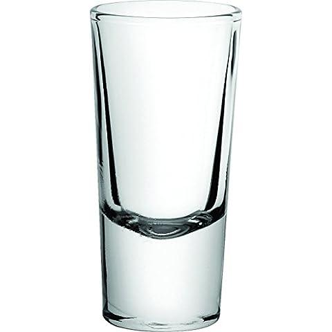 Utopia tavola c5010t Tequilla sparatutto vetro, 25ml (Confezione da