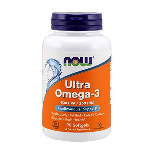 NOW NF Ultra Omega 3 1er Pack(1 x 90 Kapseln) -