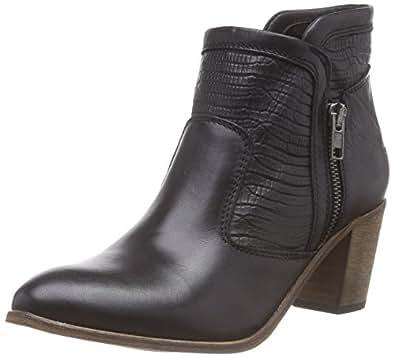 Mustang 2852503, Bottes Classiques Femme, Noir (9 Schwarz), 40 EU
