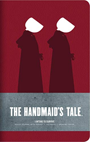 The Handmaid\'s Tale: Hardcover Ruled Journal #1