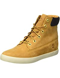 Timberland Damen Flannery 6inwheat Nubuck High-Top