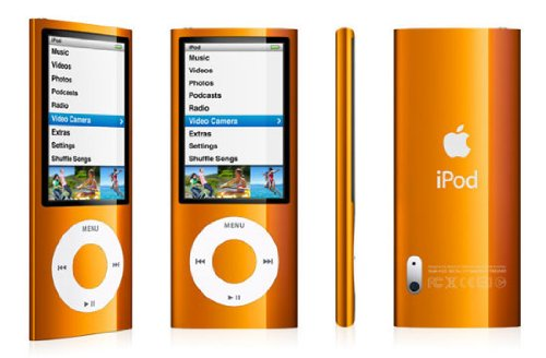 Apple iPod NANO (5.GEN.) ja ( 8192 MB )