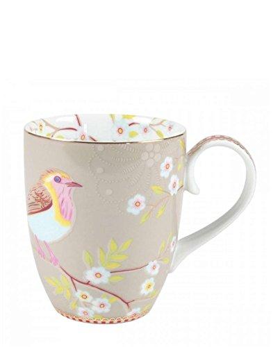 PiP Studio Floral mok Vogel 350ml