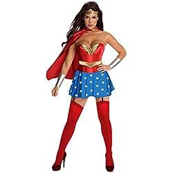Inception Pro Infinite Disfraz de Wonder Woman Cosplay Halloween Carnival para Mujer (Talla M)