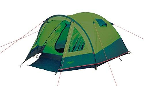 BO-Camp 2 Personen Zelt Pulse 2 grün / grau
