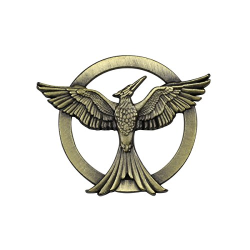 m Pin Motiv Mockingjay Teil 1 ()