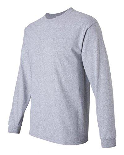 Pirate Booty auf American Apparel Fine Jersey Shirt gris - Sport Grey