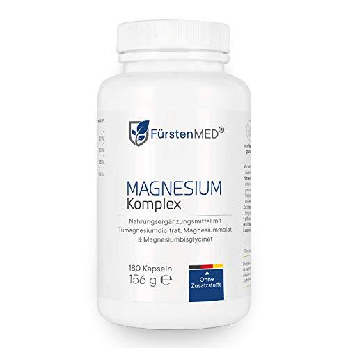 FürstenMED Magnesium Komplex aus...