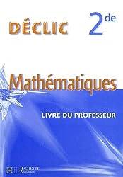 Mathématique Seconde - Livre du professeur