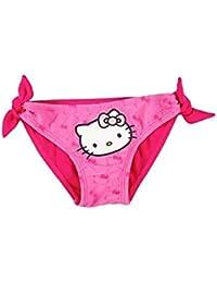 Maillot de bain bébé Hello Kitty rose