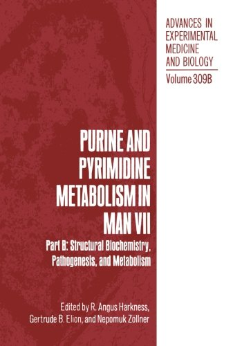 purine-and-pyrimidine-metabolism-in-man-vii-part-b-structural-biochemistry-pathogenesis-and-metaboli