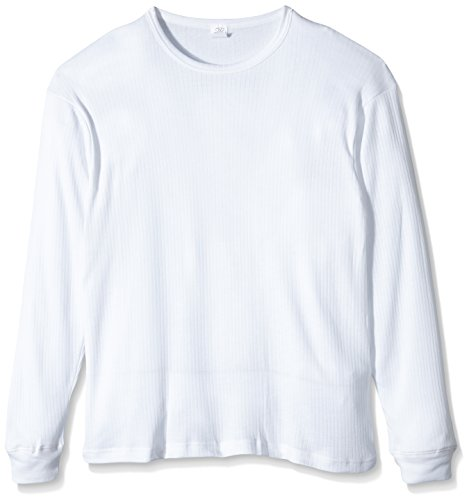 highlander-maglia-termica-a-maniche-lunghe-strato-base-uomo-bianco-bianco-xx-large