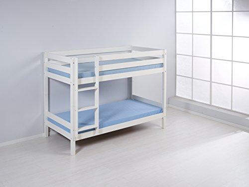 Etagenbett Rico 2 : ᑕ❶ᑐ etagenbett weiß ▻ bestseller für ihr schlafparadies ✓das