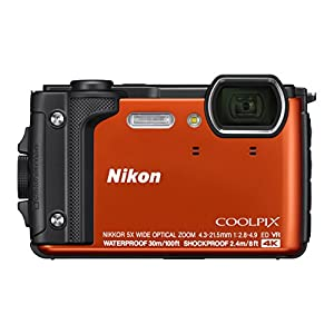 Nikon-Coolpix-W300-Digital-Camera-16-MP-5X-Optical-Zoom76-cm-3-Zoll-LCD-Display-4-K-UHD-Video-bildstabilisiert