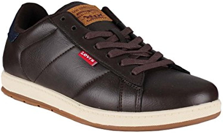 Levi's Schuhe Sneaker Declan millstone Dark Brown 228007 794 29 W18 LVSS