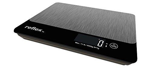 Preisvergleich Produktbild Reflex NutriCrystal Nährwert Waage mit Bluetooth für iPhone 4S / 5 / 5S / 5 C / Smartphone / iPod / iPad