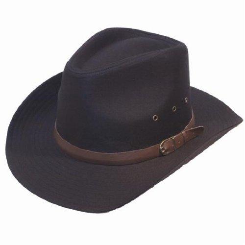 uomo-nero-stetson-da-cowboy-stile-cappello-a-larga-tesa-58-57-cms