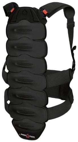 Pro-tec IPS Back Protector Dorsale pour VTT/Roller Taille XL Noir