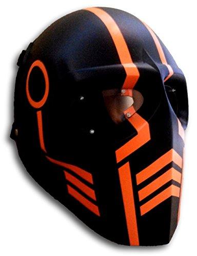 f Two schutzausrüstungen Outdoor Sport Fancy Party Masken BB Gun (Dj-halloween-kostüme Ideen)