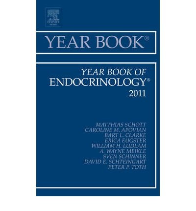 [(Year Book of Endocrinology 2011)] [Author: Matthias Schott] published on (October, 2011)
