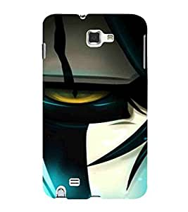 Car, Black, Sports Car, Amazing Pattern, Printed Designer Back Case Cover for Samsung Galaxy Note N7000 :: Samsung Galaxy Note I9220 :: Samsung Galaxy Note 1 :: Samsung Galaxy Note Gt-N7000