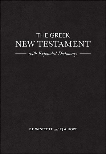 The Greek New Testament: With Expanded Dictionary