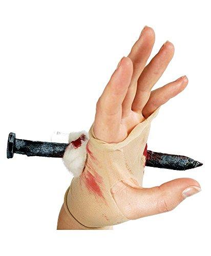 igem Nagel - Gruseliges Accessoire zu Halloween ()