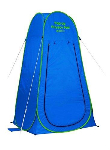 Gigatent portátil Pop Up Pod Dressing/vestuario 6pies de altura + bolsa de transporte