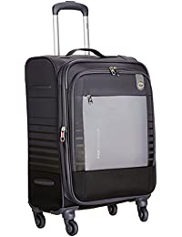 VIP Polyester 40 cms Slate Grey Softsided Carry-On (STORBW59SGY)
