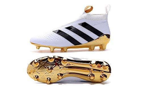 kaith Shoes Herren 's Fußball Soccer Ace 16+ purecontrol Stiefel, Herren, weiß, EUR43=UK8.5 Jordans Größe 13 Weiss