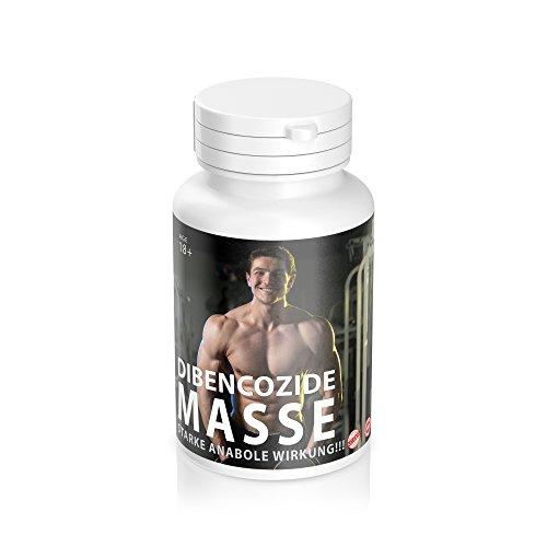 Dibencozide MASSE 100 Kapseln Starke Anabole Wirkung - Steigerung des Testosteronspiegels