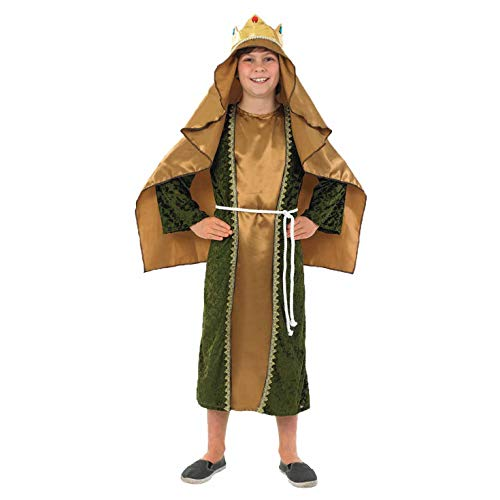 Wise Man - Gold - Kinder Kostüm - XL - 148cm