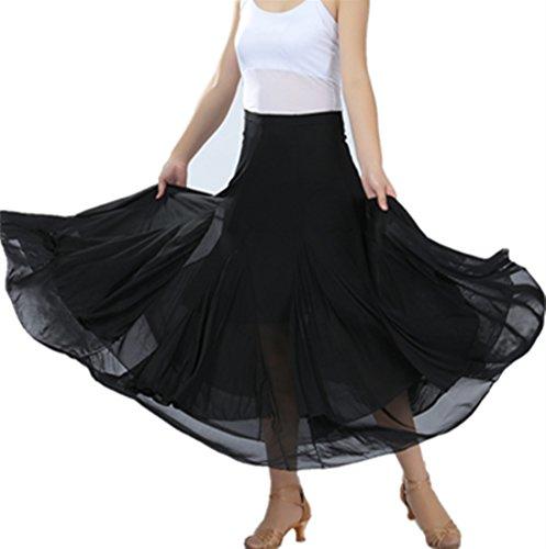 Ballsaal Walzer Tanzen die Röcke Party lateinisch Tanzen Lange Swing die Röcke