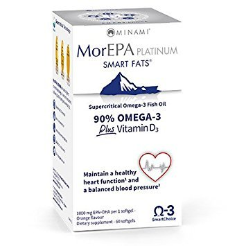 Minami Nutrition MorEPA Platinum 60 Softgels