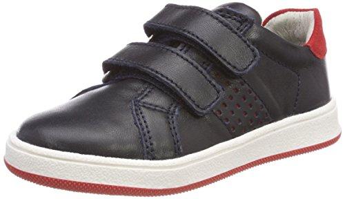 Richter Kinderschuhe Jungen Special Sneaker, Blau (atlantic/fire), 27 EU - Medium-high Top