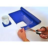 Nottingham Rehab Supplies M77015 - Rollo de material antideslizante, color azul