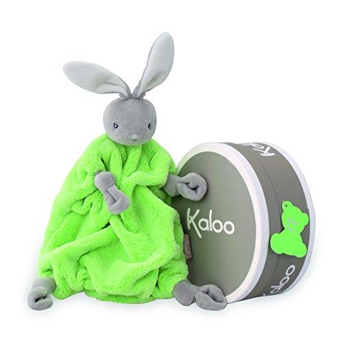 Kaloo-Neon Neon Grün Kaninchen Plüsch 20cm