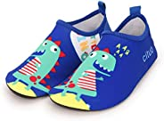 J&J Kids Non-slip and Quick-drying Diving Swim Shoes Drifting Snorkeling Soft Boots Sports Beach Flexible Water Sport Socks