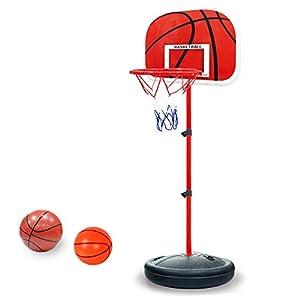 Beste Basketballkörbe: Pellor einstellbarer Basketballständer
