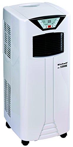 Einhell Lokales Klimagerät MK 2300 E (2300 W Kühlleistung, 355 m³/h Luftumwälzung, Temperatureinstellung, Energieklasse A)