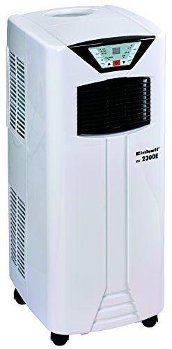 Einhell MK 2300 E 0.85L 65dB 880W Color blanco - aire acondicionado portátil (A, 0,88 kWh, 880 W, 220-240, 50 Hz, Color blanco)