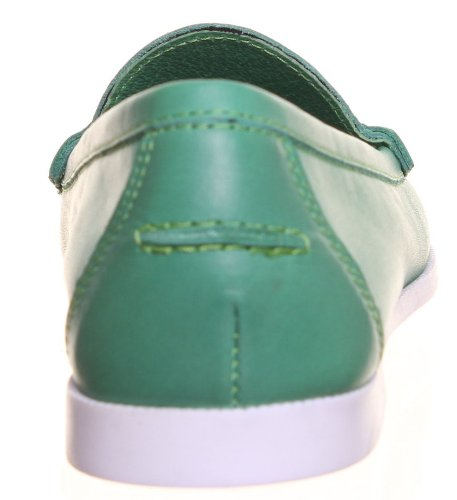 4 Feet  6752 Loafer, Mocassins pour femme Vert - vert