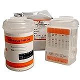 UKDT, test antidroga con contenitore per le analisi delle urine, include test per 10 droghe diverse
